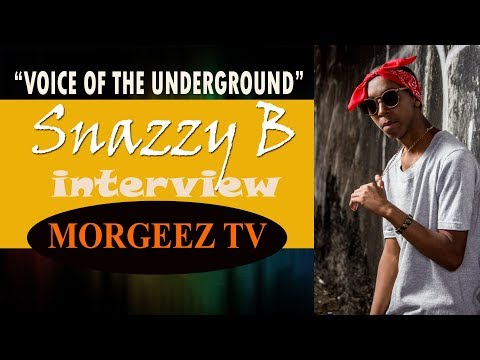 Snazzy B Talks Eminem & Tupac Influence | Drops Apple Juice | The Snazzy Concert