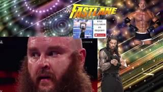 Nonton Roman Reigns Vs The Undertaker Full Match Hd    Wwe Wrestlemania 33 2 April 2017 Film Subtitle Indonesia Streaming Movie Download