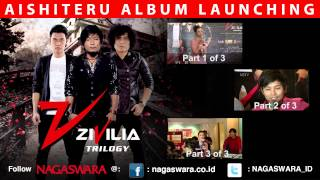 Zivilia - Aishiteru 3 - Single Launching HD Video