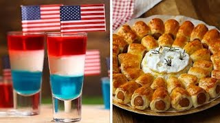Video 18 Tasty 4th of July Party Recipes | Twisted MP3, 3GP, MP4, WEBM, AVI, FLV September 2018