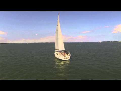 Solent Drone Video