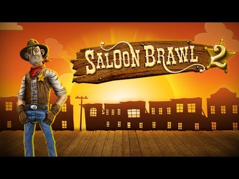 Saloon Brawl 2 Gameplay Thumbnail