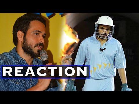 Emraan Hashmi's Reaction On Azhar's FAILURE At The