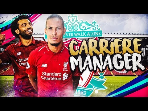 FIFA 19 : CARRIERE MANAGER L LIVERPOOL #2 L UN MERCATO FOU !