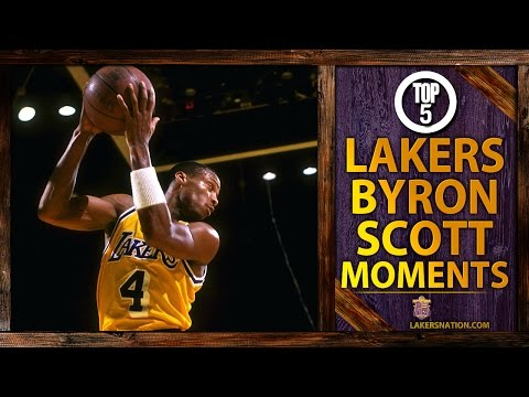 Video: Lakers Nation Best Of: Top 5 Byron Scott Moments In Lakers History