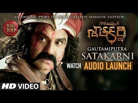 Audio Launch: Gautamiputra Satakarni | Balakrishna, Shriya Saran | T-Series