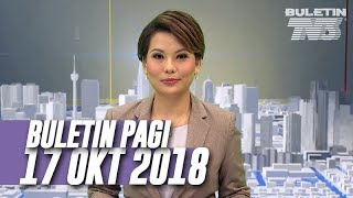 Video Buletin Pagi (2018) | Rabu, 17 October MP3, 3GP, MP4, WEBM, AVI, FLV Oktober 2018