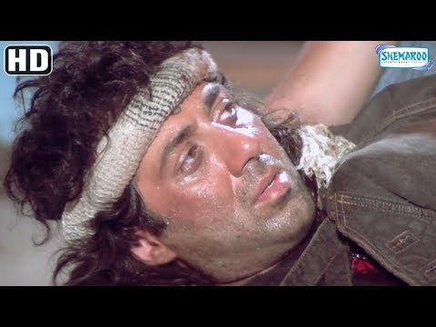 Video Climax Scene 'Jeet ' (HD ) -  Sunny Deol, Salman Khan, Karisma Kapoor - Superhit Bollywood Movie download in MP3, 3GP, MP4, WEBM, AVI, FLV January 2017