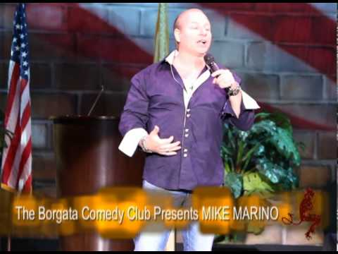 The Borgata Comedy Club Presents  New Jersey's Bad Boy of Comedy: Mike Marino