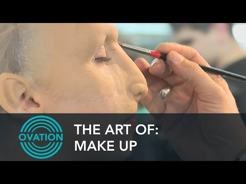 Make Up - Creating a Creature