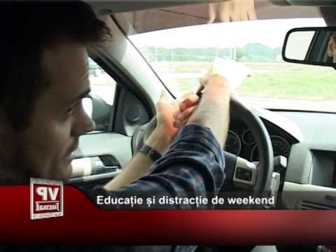 Educație și distracție de weekend