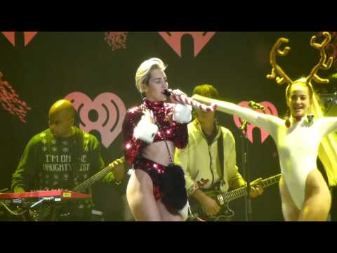 Miley - Enjoy this video of Miley Cyrus performing her catchy song