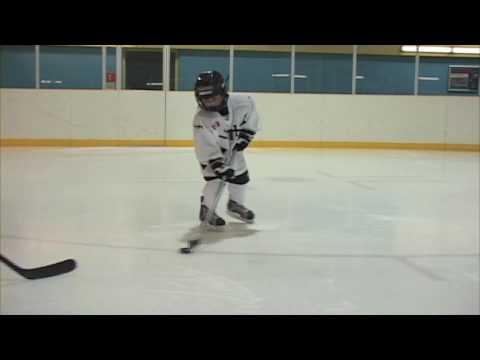 iTrain Hockey Puck Control