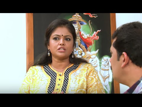 Thatteem Mutteem I Ep 91- Part 1-Vacation Tution Class For The Kids I Mazhavil Manorama