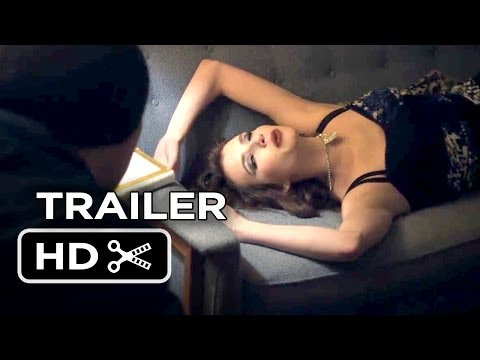Adult World Official Trailer #1 (2013) - Emma Roberts, John Cusack Comedy Movie HD (видео)