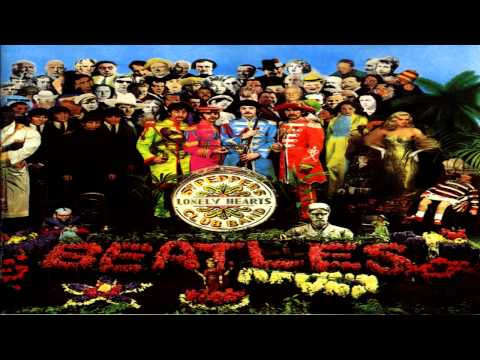 Sgt. Pepper - The Beatles. Sgt Peppers Lonely Hearts Club Band/ With A Little Help From My Friends. Sgt Peppers Lonely Hearts Club Band.