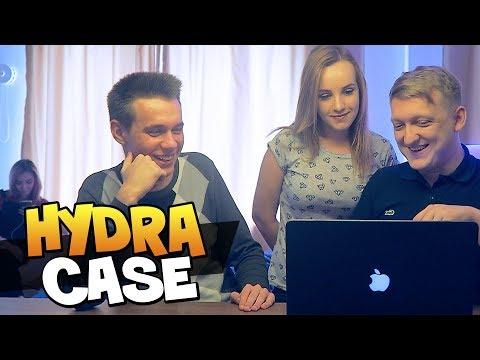HYDRA CASE - МОЕЙ ДЕВУШКЕ НАКОНЕЦ-ТО ВЫПАЛИ НОВЫЕ СКИНЫ ГИДРА В CS:GO (КСГО ОТКРЫТИЕ КЕЙСОВ)