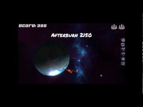Video of Afterburn: 3D space shooter