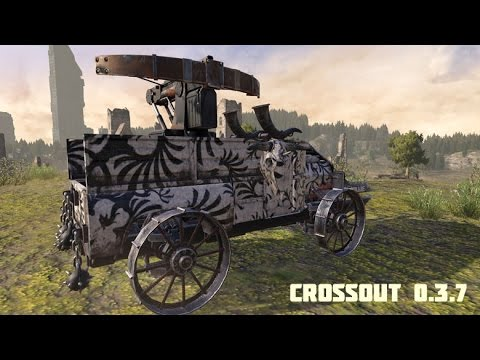 Crossout: Update 0.3.7 'Knight Riders'