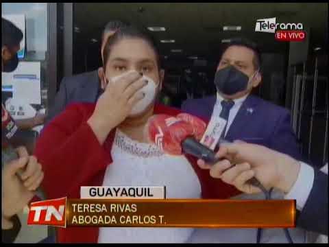 Juicio contra ex presidente del Consejo de Participación Ciudadana José Carlos T.
