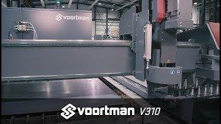 Voortman V310 CNC Plate Processing Machine