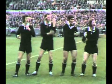 Watch The Evolution of the Haka!