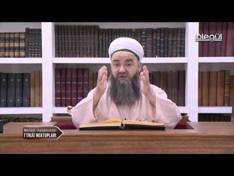 Cübbeli Ahmet Hocaefendi ile İtikad Mektupları 29. Bölüm 19 Ekim 2016