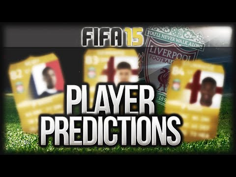 predictions - FIFA 15 Ultimate Team Player Predictions: BPL Liverpool Player predictions by BeechHD, check out and & subscribe to his channel here: https://www.youtube.com/user/BeechHD Which squad would...