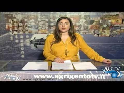 Telegiornale AgrigentoTv del 22-03-2017