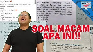 Video 14 SOAL UJIAN BIKIN NGAKAK 🤣 MP3, 3GP, MP4, WEBM, AVI, FLV Desember 2018