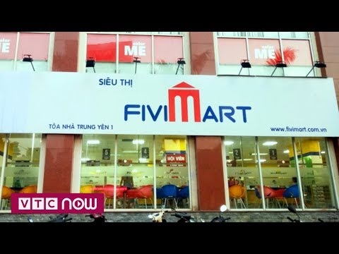 Vingroup thâu tóm toàn bộ chuỗi siêu thị Fivimart - Thời lượng: 66 giây.