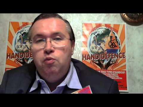 HANDIDEFENCE-BATTONS NOUS POUR QUE LE REGARD SUR LE HANDICAP CHANGE!