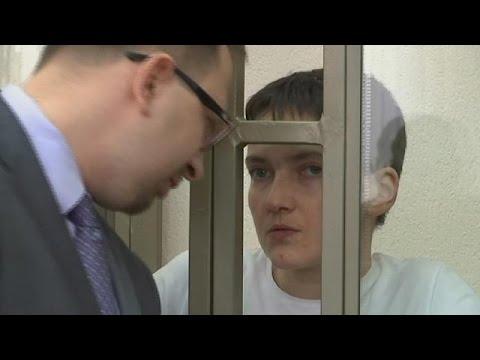 Ρωσία: Αύριο η δικαστική απόφαση για την Ουκρανή πιλότο Νάντια Σαβτσένκο