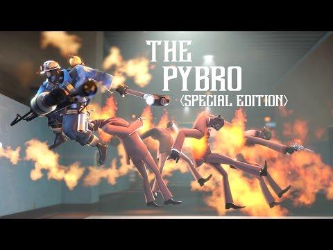 [SFM] The Pybro (Remastered) (Saxxy 2016 Winner: Best Action)