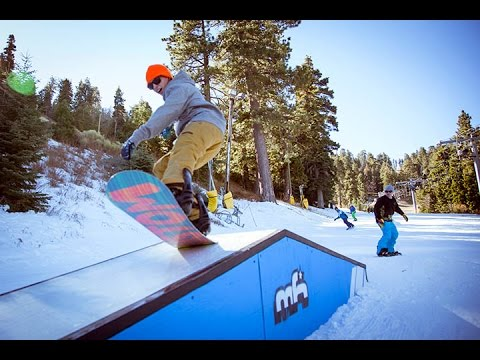 Mountain High Resort 14/15 Opening Video