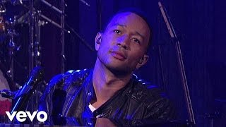 John Legend - Ordinary People (Live on Letterman)