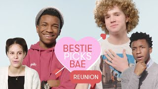 Bestie Picks Bae Reunion: Jared and Kijani | Bestie Picks Bae by Seventeen Magazine