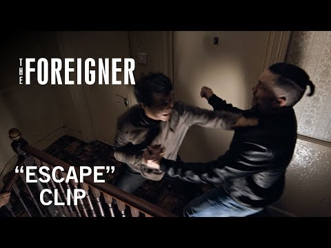 The Foreigner (Clip 'Escape')