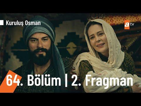 Kuruluş Osman 64. Bölüm 2. Fragmanı