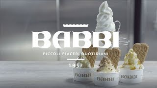 Video Tutorial - Helado Soft Yogur Babbi