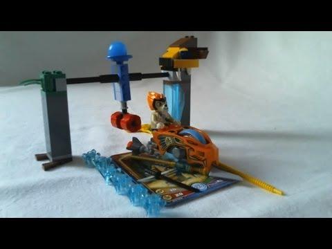 Vidéo LEGO Chima 70102 : La cascade CHI