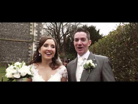 Marryoke Livin on a Prayer   Sabina & Tony (видео)