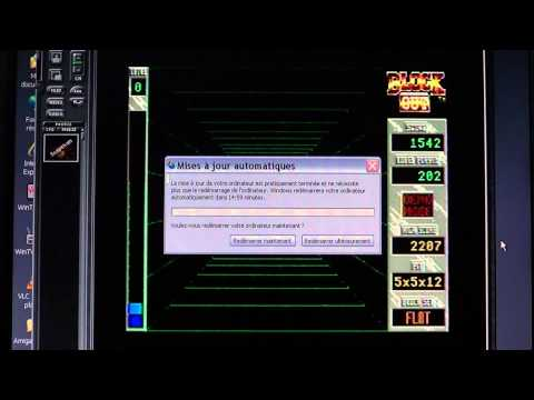 Block Out Atari