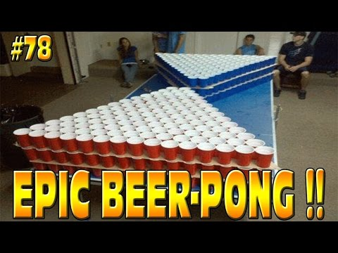 FIFA 15 MY PLAYER: EPIC BEERPONG!! I'M BEST STRIKER IN THE WORLD?! #78 Career Mode