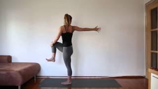 Video 30 Balance Yoga Practice for All Levels MP3, 3GP, MP4, WEBM, AVI, FLV Maret 2018