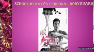 Nonton School Beauty's Personal Bodyguard Film Subtitle Indonesia Streaming Movie Download