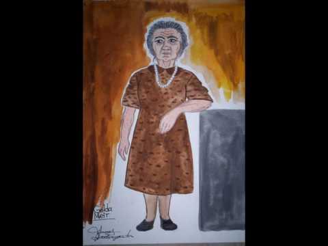 Golda Meir. Голда Меир (видео)