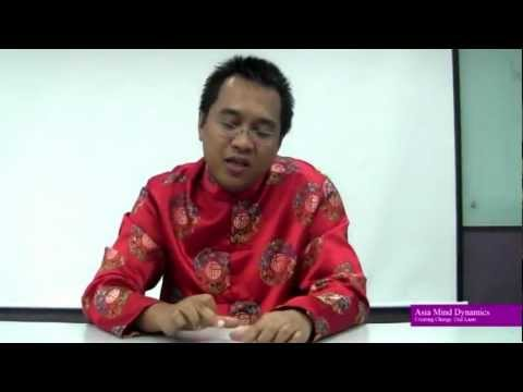 Asia Mind Dynamics - Interview with NLP Master Practitioner Mohd Rizal Hassan of Take Charge