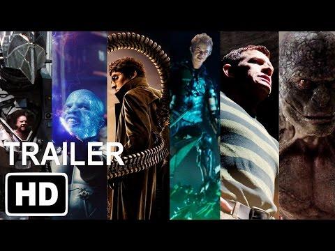 Sinister Six (Suicide Squad Trailer Mashup)