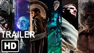 Sinister Six  Suicide Squad Trailer Mashup
